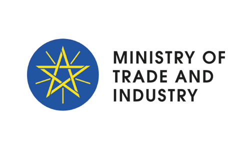 Logo Ministry of Trade and Industry Ethiopia