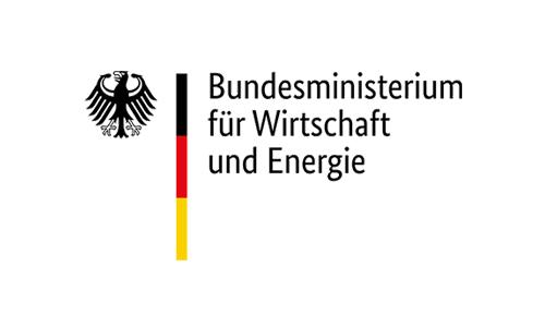Logo Bundesministerium für Wirtschaft und Energie BMWI