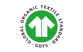 Logo Global Organic Textiles Standard